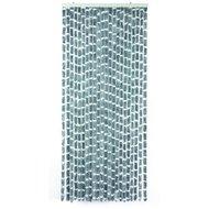 Arisol Fliegenvorhang Str Grau/weiß 90x220cm