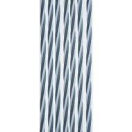 Arisol Fliegenvorhang String Grau/weiß