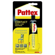 Pattex Multi-AllesKleber transparent Transparent 50g
