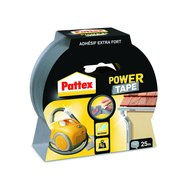 Pattex Power Tape Rolle Grau