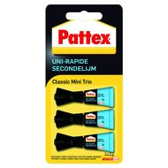 Pattex SekundenKleber 3 in 1