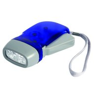 Camp Gear Knijpkat met accu 3 LED