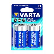 Varta Batterij HE Monocel D 2 stuks