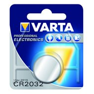 Varta Batterie Knopfzelle CR 2032 3Volt