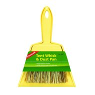 Coghlans Whisk and dustpan
