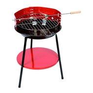 Barbecue hoog rond met plateau