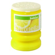 Bolsius Kaars Party Light Citronella Geel