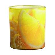 Bolsius Kaars gevuld geurglas citronella