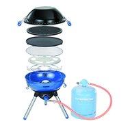 Campingaz Party Grill 400 Bakplaat Blauw/Zwart 42x36cm