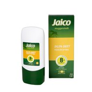 Jaico Muggenmelk Gel tropen 24,5% DEET 75ml