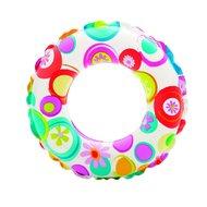 Intex Schwimmreifen Lively Print Mehrfarbig 51cm