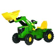 Rolly Toys Rolly Farmtrac John Deere 6210R, Trac voorlader