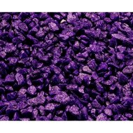 Aqua Della Glamour Steen Urban Paars 6-9mm 2kg