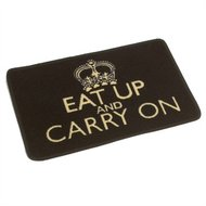Pet Rebellion Voermat Eat Up And Carry On 60x40cm