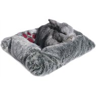 Snuggles Pluche Mand/Bed Knaagdier 43x33cm