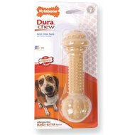 Nylabone Durable Chew Barbell Pindakaas