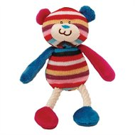 Mr Twister Tilly Teddy Pluche Floss Speelgoed 20cm