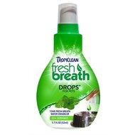 Tropiclean Fresh Breath Drops 52ml