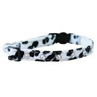 Feline Finesse Kattenhalsband Diamant Dierenprint 30x2x1cm