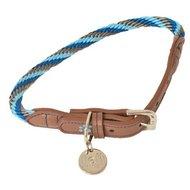 Lief! Halsband Boys Blauw / Bruin
