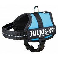 Julius K9 Power-harnas/tuig voor Labels Lichtblauw