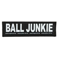 Julius K9 Labels Voor Power-harnas/Tuig Ball Junkie Small