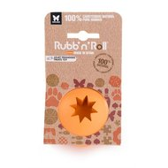 Rubbnroll Snack Bal Oranje 7cm