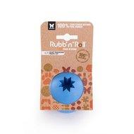 Rubbnroll Snack Bal Blauw 7cm