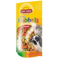 Hope Farms Knaagknabbels Hartjes 100gr