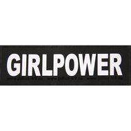 Julius K9 Labels Voor Power-harnas/tuig Girlpower