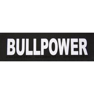 Julius K9 Labels Voor Power-harnas/tuig Bullpower Large