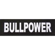 Julius K9 Labels Bullpower für Power-Geschirr