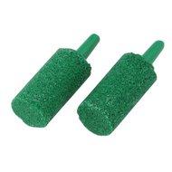 Ebi Uitstroomsteen Groen 1,5x2,5cm 2 St