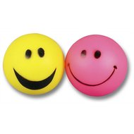 Happy Pet Vinyl Smiley Bal 6.5x6.5x6.5cm