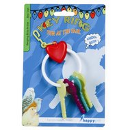 Happy Pet Fun At The Fair Key Ring 17x6x4cm