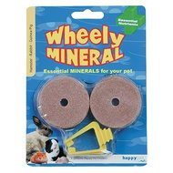 Happy Pet Wheely Mineraal 5x5x2cm