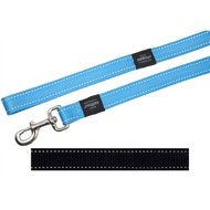 Rogz For Dogs Lumberjack Long Lijn Zwart 25mmx1.8mtr