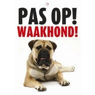 Agradi Wachschild NL Wachhund