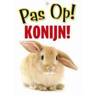 Agradi Wachschild NL Kaninchen