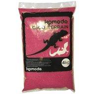 Komodo Caco Zand Donkerrood 4 Kg