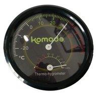 Komodo Thermometer/hygrometer Analoog 8cm