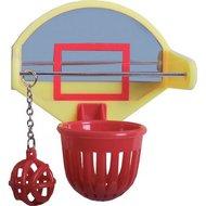 Parkieten Speelgoed Basket Met Spiegel En Bal