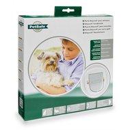PetSafe Kattenluik Kat/Hond tot 10kg Wit 280SGIFD