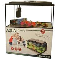 Agradi Aquas4family Recht Zwart 80cm 112L