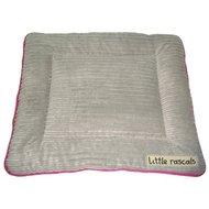 Little Rascals Nap Mat Roze 56x51cm