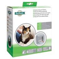 PetSafe Kattenluik Handmatig tot 7kg Grijs 340SGIFD