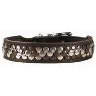Hunter Halsband Arizona Nappaleer Zwart