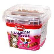 Sanal Cat Salmon Bites Cup 75gr