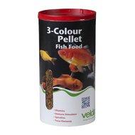 Velda 3-Colour Pellet Food 4000ml