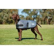 Weatherbeeta Parka Dog Coat Comfitec Classic Dark Grey